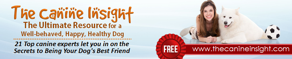 The Canine Insight telesummit - 21 Dog Experts from around the world, share their wealth of knowledge with you, for FREE!